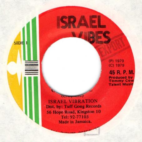 "(7"") ISRAEL VIBRATION - GIVE I GRACE / VERSION"