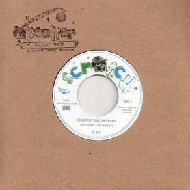 "(7"") COUNT STICKY & THE UPSETTERS - ROCKFORT PSYCHEDELION"