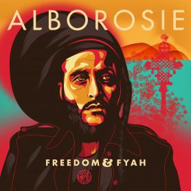 (LP) ALBOROSIE - FREEDOM & FYAH