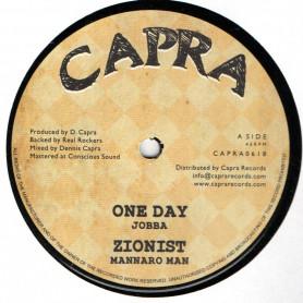 """(12"""") JOBBA - ONE DAY / DENNIS CAPRA - ONE DUB"""