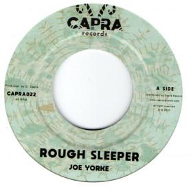 """(7"""") JOE YORKE - ROUGH SLEEPER / MYSTICAL POWA - VERSION"""