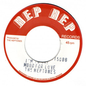 """(7"""") THE HEPTONES - I'M IN THE MOOD FOR LOVE / TOMMY McCOOK - EIGHT YEARS AFTER"""