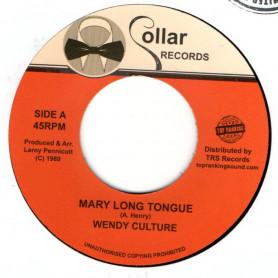 "(7"") WENDY CULTURE - MARY LONG TONGUE / CHUCKLE BERRY - FALLA FALLA"