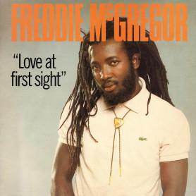 (LP) FREDDIE McGREGOR - LOVE AT FIRST SIGHT