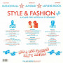 (3xLP) VARIOUS - STYLE & FASHION : A-CLASS TOP NOTCH HI FI SOUNDS IN FINE STYLE