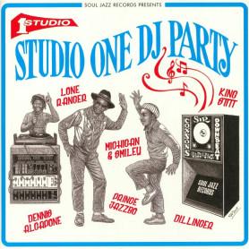 (2xLP) VARIOUS - STUDIO ONE DJ PARTY
