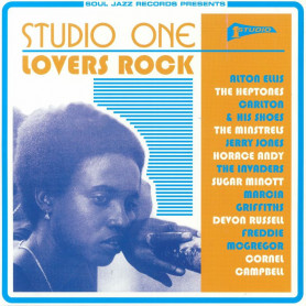 (2xLP) VARIOUS - STUDIO ONE LOVERS ROCK