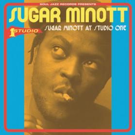 (2xLP) SUGAR MINOTT - SUGAR MINOTT AT STUDIO ONE