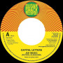 """(7"""") CAPITAL LETTERS - JAH MUSIC / DUBWISE"""