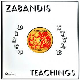"(12"") ZABANDIS - TEACHINGS : IDENTIFICATION / BETTER YOURSELF"