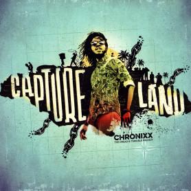 "(7"") CHRONIXX - CAPTURE LAND / CAPTURE DUB"