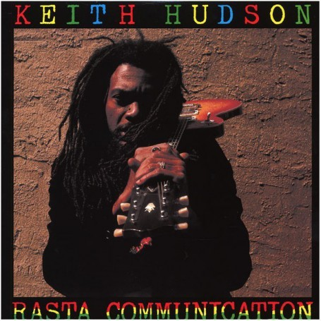 (LP) KEITH HUDSON - RASTA COMMUNICATION