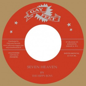 "(7"") HIPPY BOYS - SEVEN HEAVEN / BOBBY AITKEN & THE CARIB BEATS - SCARAMOUCHE"