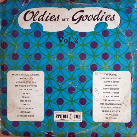 (LP) VARIOUS - OLDIES BUT GOODIES VOL. 2