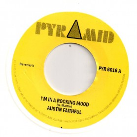 "(7"") AUSTIN FAITHFUL - I'M IN A ROCKING MOOD / ROLAND ALPHONSO - STREAM OF LIFE"