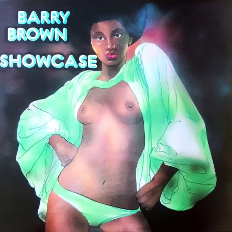 (LP) BARRY BROWN - SHOWCASE