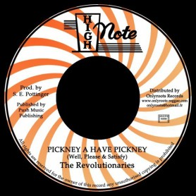 "(7"") WELL, PLEASE & SATISFY - PICKNEY A HAVE PICKNEY"