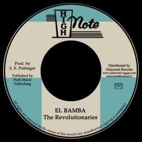 "(7"") THE REVOLUTIONARIES - EL BAMBA"