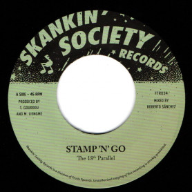 """(7"""") THE 18th PARALLEL - STAMP N GO / PART II"""