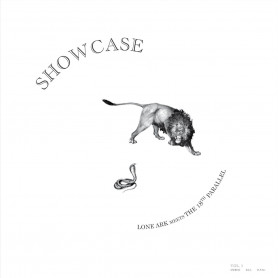 (LP) LONE ARK MEETS THE 18TH PARALLEL - SHOWCASE