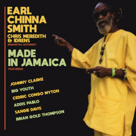 (LP) VARIOUS ARTISTS - MADE IN JAMAICA : EARL CHINNA SMITH, JOHNNY CLARKE, BIG YOUTH...