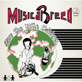 (LP) MUSICAL BREED - SAVE THE LITTLE CHILDREN