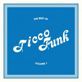 (LP) VARIOUS - THE BEST OF JICCO FUNK VOLUME 1
