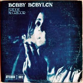 (LP) FREDDIE McGREGOR - BOBBY BOBYLON