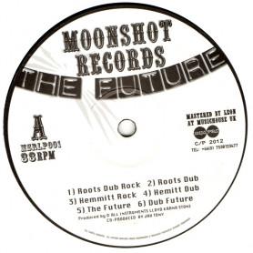 (LP) MOONSHOT ALLSTARS - THE FUTURE