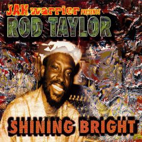 (LP) ROD TAYLOR - SHINING BRIGHT