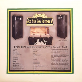 (LP) TRUE PERSUADERS MEETS DAVID O. & P-TAH - OLD DUB BOX VOLUME 1