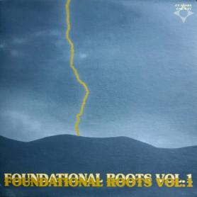 (LP) VARIOUS ARTIST - FOUNDATIONAL ROOTS