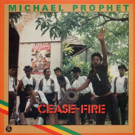 (LP) MICHAEL PROPHET - CEASE FIRE