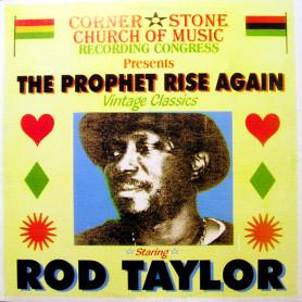 (LP) ROD TAYLOR - THE PROPHET RISE AGAIN