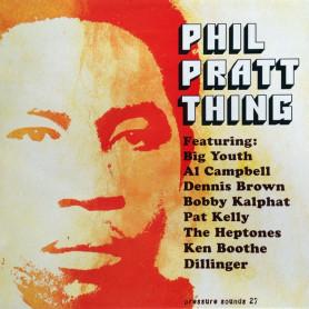 (LP) VARIOUS - PHIL PRATT THING
