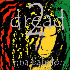 (LP) RANKING DREAD, MASSIVE DREAD - 2 DREAD INNA BABYLON