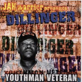 (LP) DILLINGER - YOUTHMAN VETERAN