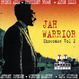 (LP) VARIOUS - JAH WARRIOR SHOWCASE VOLUME 2