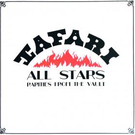 (LP) TAFARI ALL STARS - RARITIES FROM THE VAULT
