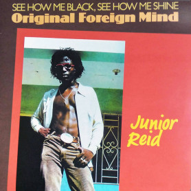 (LP) JUNIOR REID - ORIGINAL FOREIGN MIND
