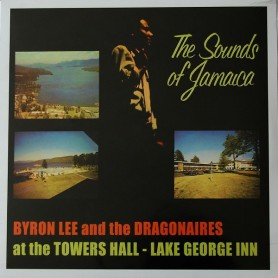 (LP) BYRON LEE AND THE DRAGONAIRES - THE SOUNDS OF JAMAICA