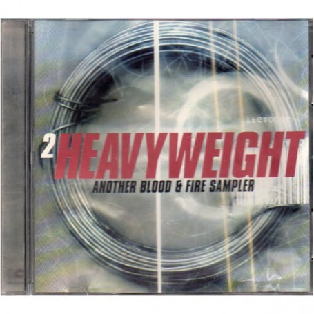 (CD) VARIOUS ARTISTS - HEAVYWEIGHT 2