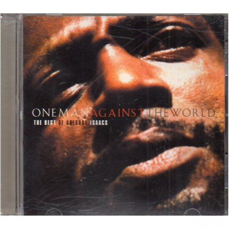 (CD) GREGORY ISAACS - ONE MAN AGAINST THE WORLD