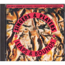 (CD) SINGERS & PLAYERS - LEAPS & BOUNDS