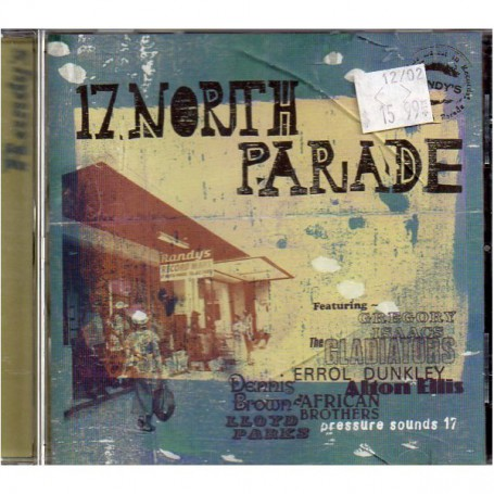 (CD) VARIOUS ARTISTS - RANDY'S 17 NORTH PARADE