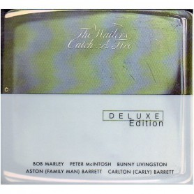 (2xCD) THE WAILERS - CATCH A FIRE DELUXE EDITION