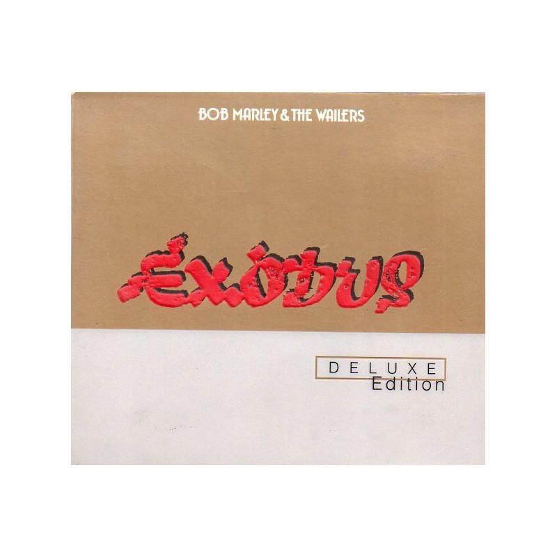 (2xCD) BOB MARLEY & THE WAILERS - EXODUS DELUXE EDITION