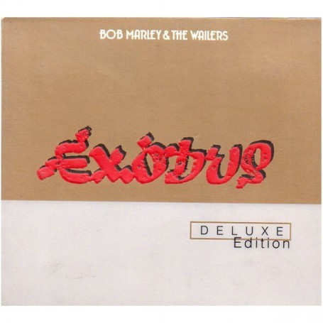 (2xCD) BOB MARLEY & THE WAILERS - EXODUS DELUXE EDITION