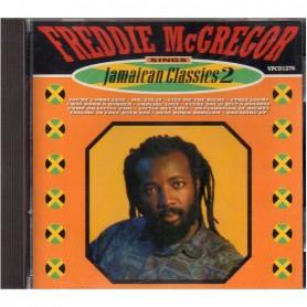(CD) FREDDIE McGREGOR - SINGS JAMAICAN CLASSICS 2