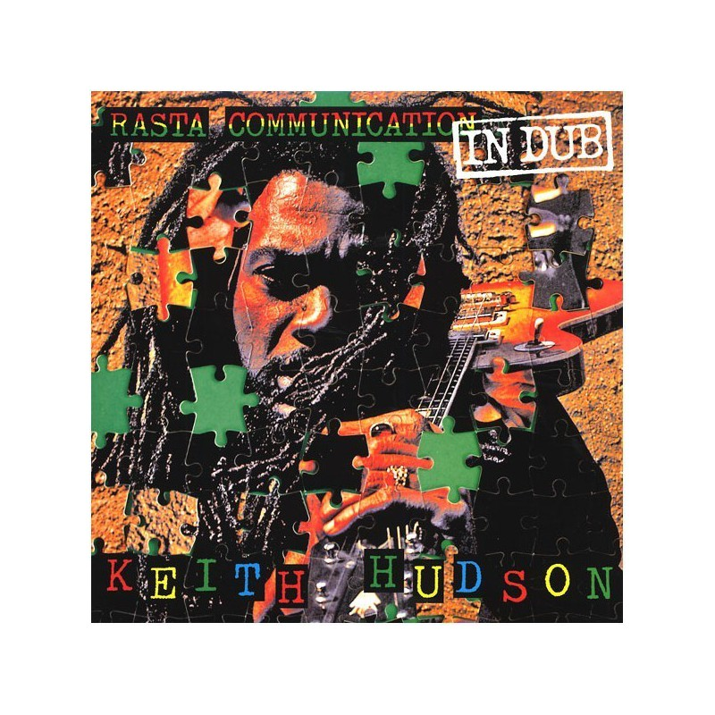 (LP) KEITH HUDSON - RASTA COMMUNICATION IN DUB
